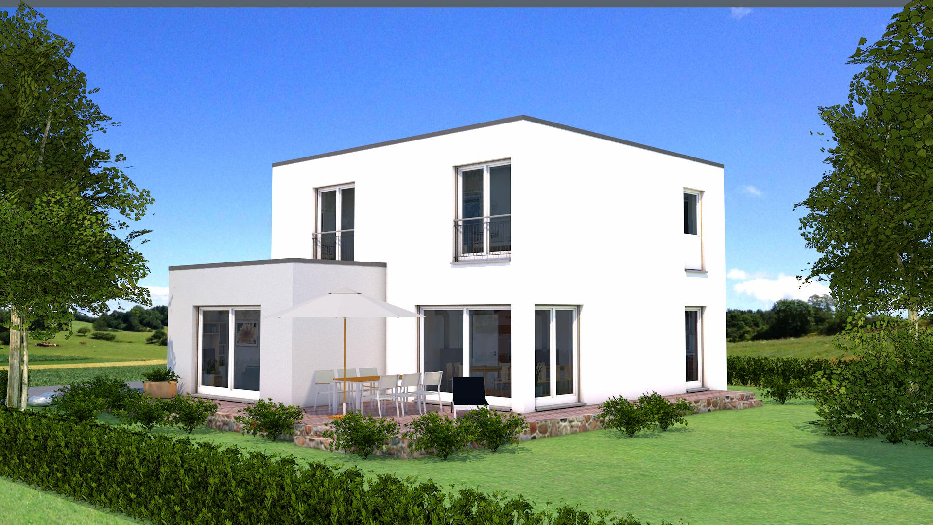 Bauhaus Terrasse 2